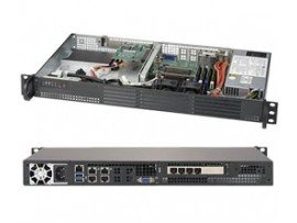Embedded IoT edge server SYS-5019A-12TN4