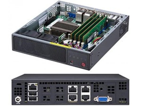 Embedded IoT edge server SYS-E200-9A