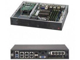 Embedded IoT edge server SYS-E300-8D