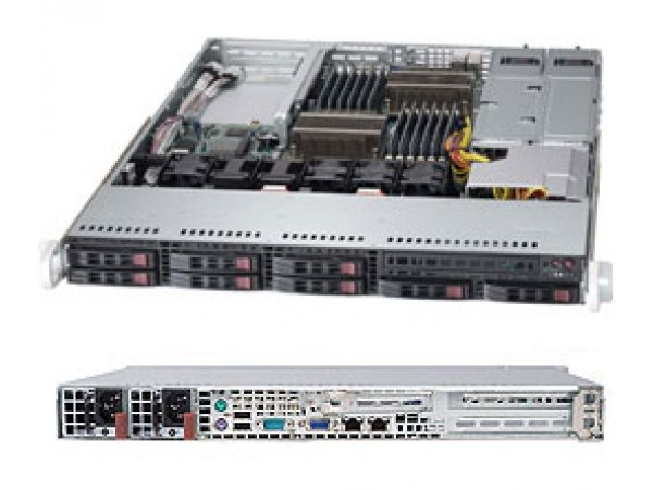 SuperServer SYS-1027B-URF