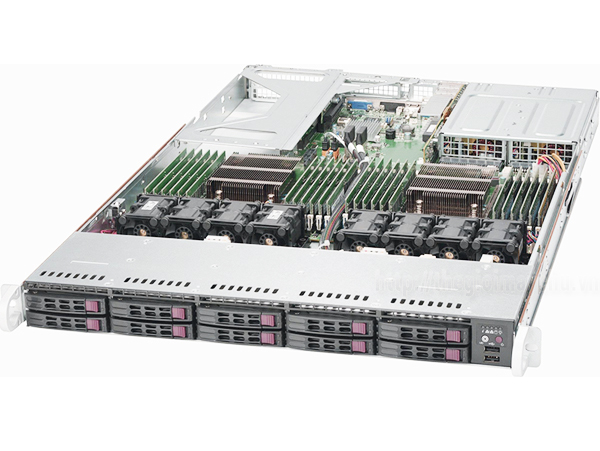SuperServer SYS-1028U-TR4+