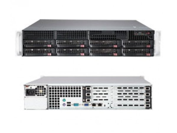 SuperServer SYS-6027R-TDT+