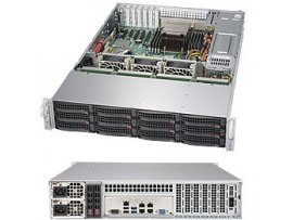 SuperStorage Server 5028R-E1CR12L