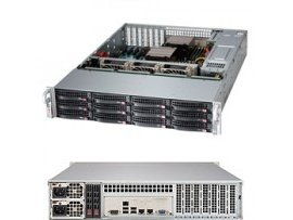 SuperStorage Server 6028R-E1CR12T