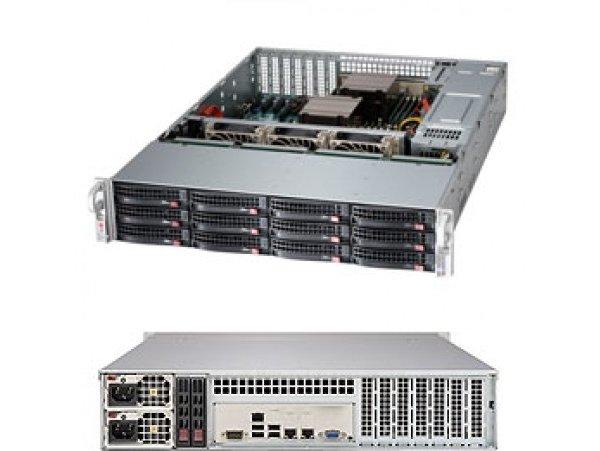 SuperStorage Server 6028R-E1CR12T