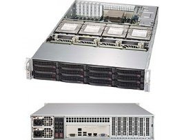 Thiêt bị lưu trữ SuperStorage SSG-6029P-E1CR16T