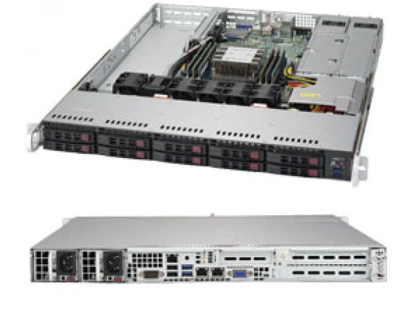 Máy Chủ Superserver SYS-1019P-WTR