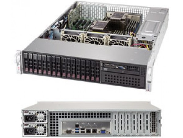 SuperServer SYS-2029P-C1R