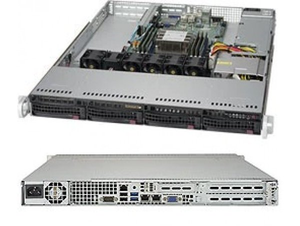 Máy chủ SuperServer SYS-5019P-WT
