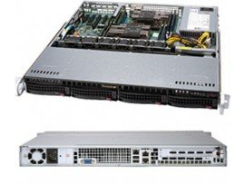Máy chủ SuperServer SYS-6019P-MT, S4110
