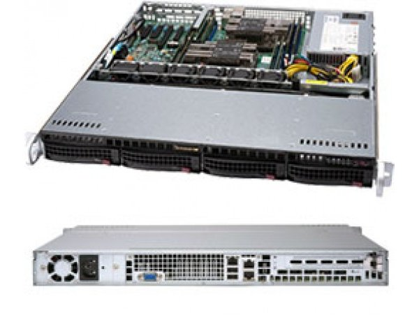 Máy chủ SuperServer SYS-6019P-MT
