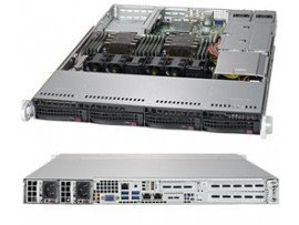 Máy chủ SuperServer SYS-6019P-WTR