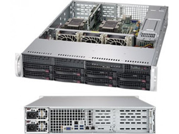 Máy chủ SuperServer SYS-6029P-TRT