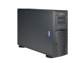 SuperWorkstation SYS-7048A-T Black, E5-2609 v4 1.7G, RAM 8GB DDR4 2133 RDIMM