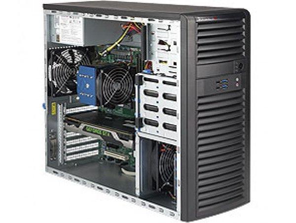 Máy chủ SuperWorkstation SYS-5039C-T