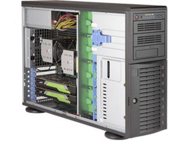 Máy chủ SuperWorkstation 7049A-T S-4110 Quadro P2000