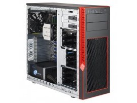 SuperWorkstation SYS-5038AD-i Black, E5-2609 v3 1.9G, RAM 8GB DDR4 2133 UDIMM