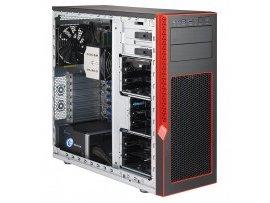 SuperWorkstation SYS-5038AD-i Black, E5-2609 v4 1.7G, RAM 8GB DDR4 2133 UDIMM