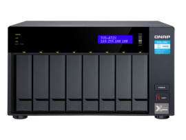 Thiết bị lưu trữ Qnap TVS-872X-i3-8G