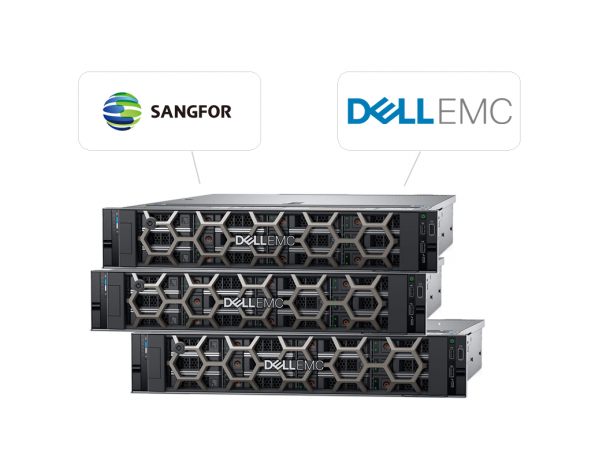 Hệ thống Private Cloud HCI Dell EMC Sangfor aSV