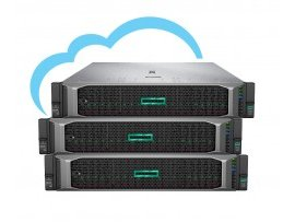 Hệ thống private cloud HCI HPE DL385 Gen 10 7401 AMD (144 vCores, 192GB RAM, 3,6TB Storage)