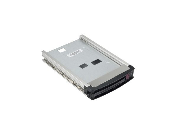 "Supermicro 3.5"" to 2.5"" Converter Drive Tray, MCP-220-00080-0B"