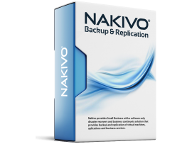 Nakivo Backup & Replication ENTERPRISE ESSENTIALS