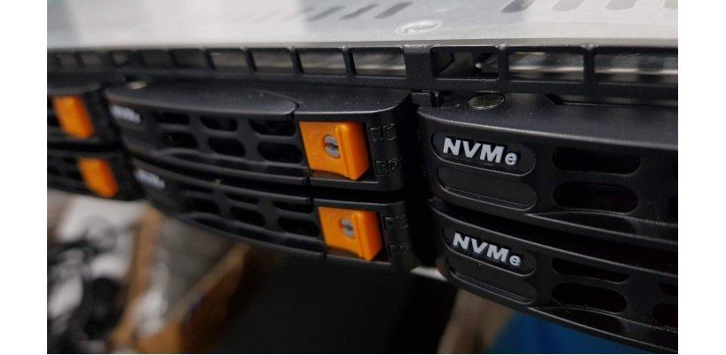 Giải pháp lưu trữ NVMe hiệu năng cao trên phần cứng của Supermicro