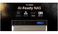 QNAP chính thức ra mắt hệ thống NAS TS-2888X AI-Ready dành cho Machine Learning