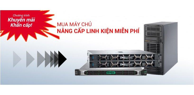 Cùng Thành phố vượt qua Bão tố - Chương trình tặng linh kiện khi mua máy chủ Supermicro, Dell, HPE