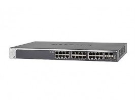 NETGEAR ProSAFE XS728T - 28-port 10-Gigabit ProSafe Smart Switch, L2+
