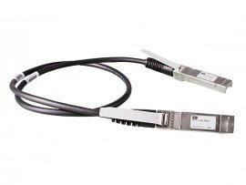 HP X240 10G SFP+ to SFP+ 0.65m Direct Attach Copper Cable (JD095C)