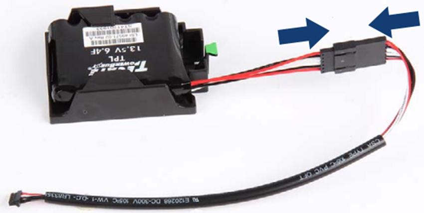 Fujitsu RAID controller battery backup unit - for PRIMERGY RX1330 M3, RX2540 M2, RX4770 M3, RX4770