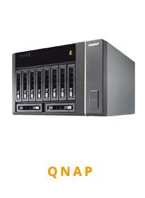 Thiết bị, giải pháp lưu trữ QNAP