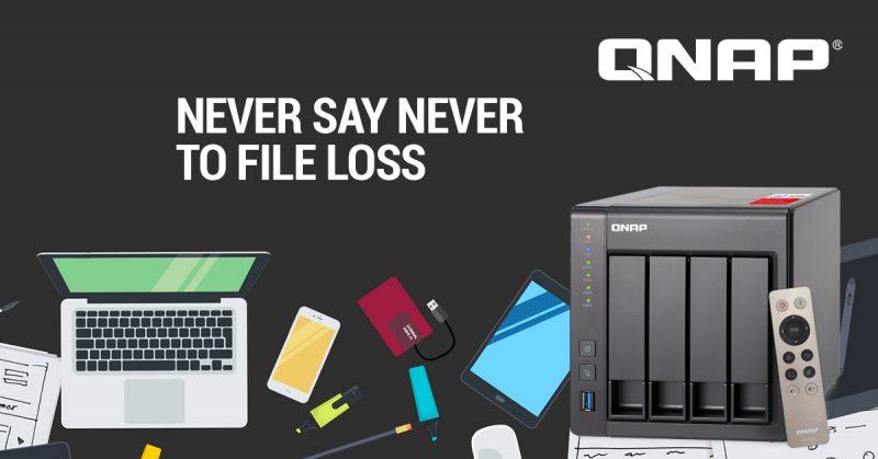 Quẳng gánh lo mất dữ liệu với QNAP NAS – Giải pháp hạ tầng CNTT